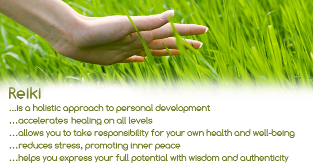 Reiki is a form of alternative medicine developed in 1922 by Japanese Buddhist Mikao Usui